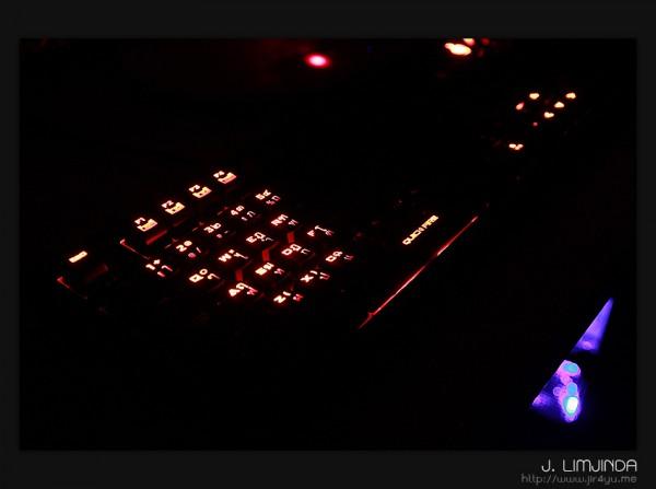 CMstorm Mechanical Keyboard