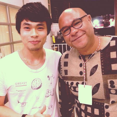with DJ Surahit