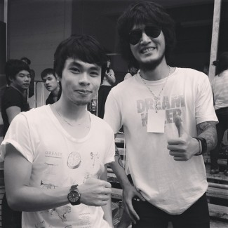 with p'boy lomosonic