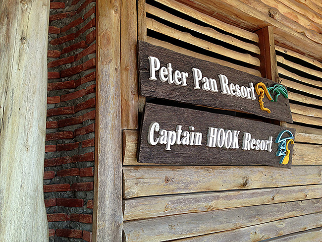 ท่าเรือ captain hook