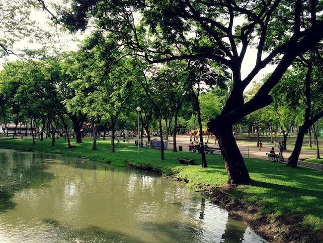 สวนลุมพินี