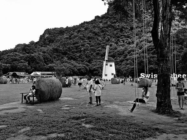 Swiss sheep farm - hua hin