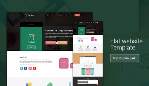 Flat-App-Flat-Website-Template-PSD-Download-cssauthor.com_
