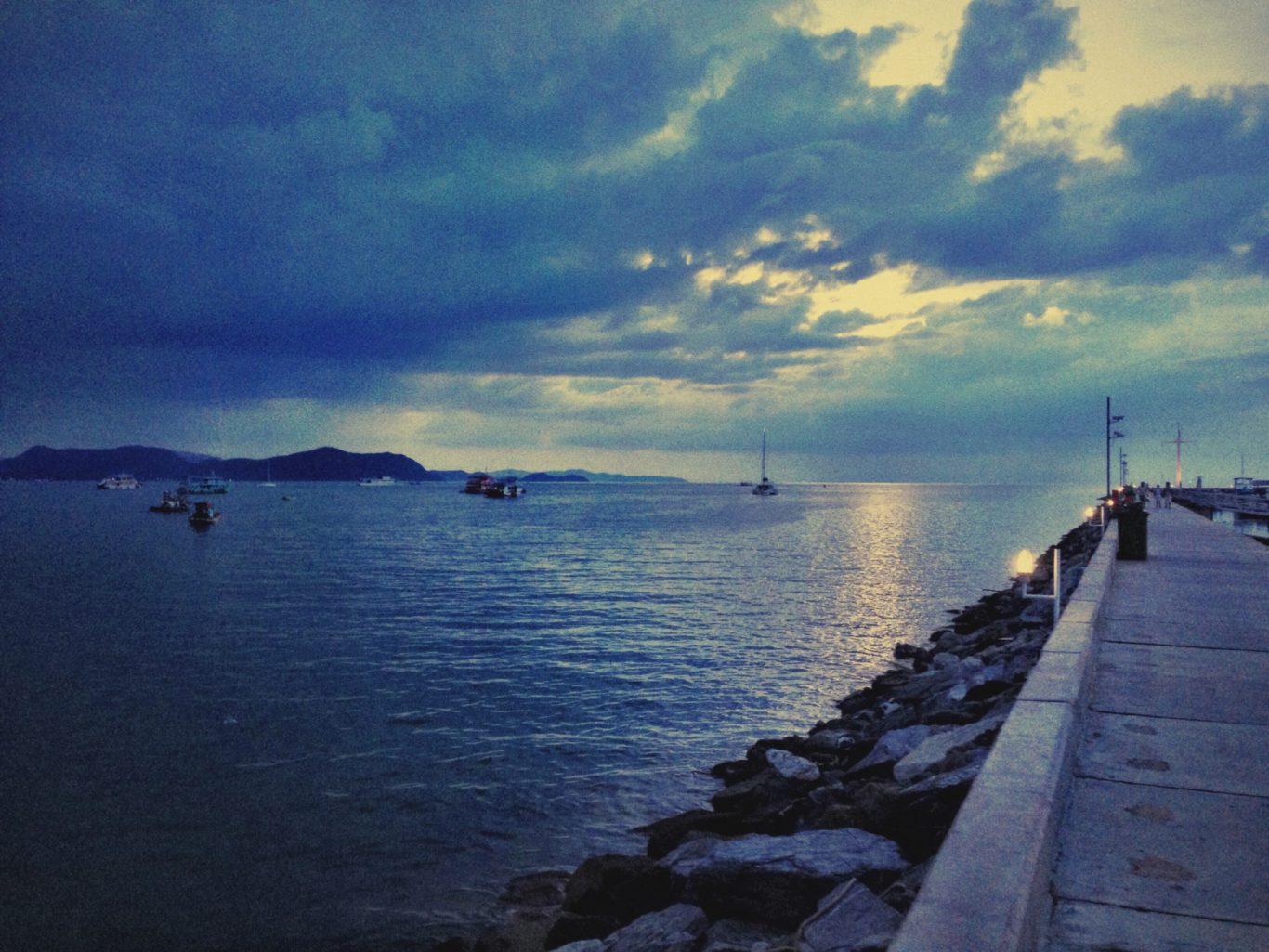 ocean marina, pattaya