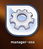 xampp manager-osx