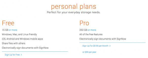 Personal plan - copy.com