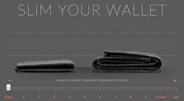 bellroy, slim wallet