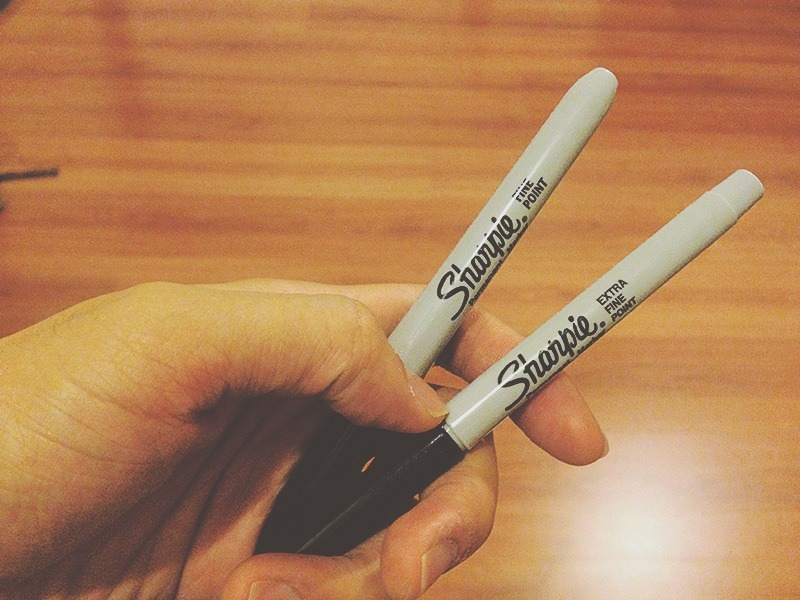 sharpie-marker