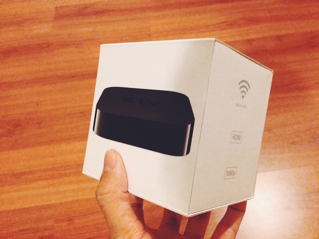 รีวิว Apple TV