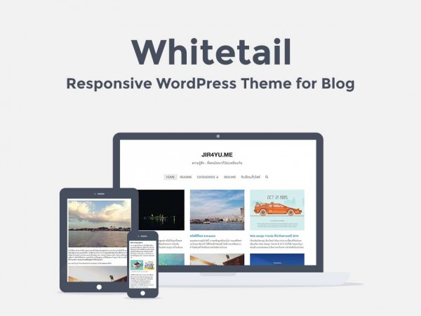 https://www.jir4yu.me/2016/whitetail-free-wordpress-theme/