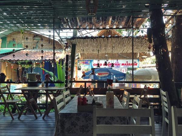 ร้านกาแฟบนเกาะ